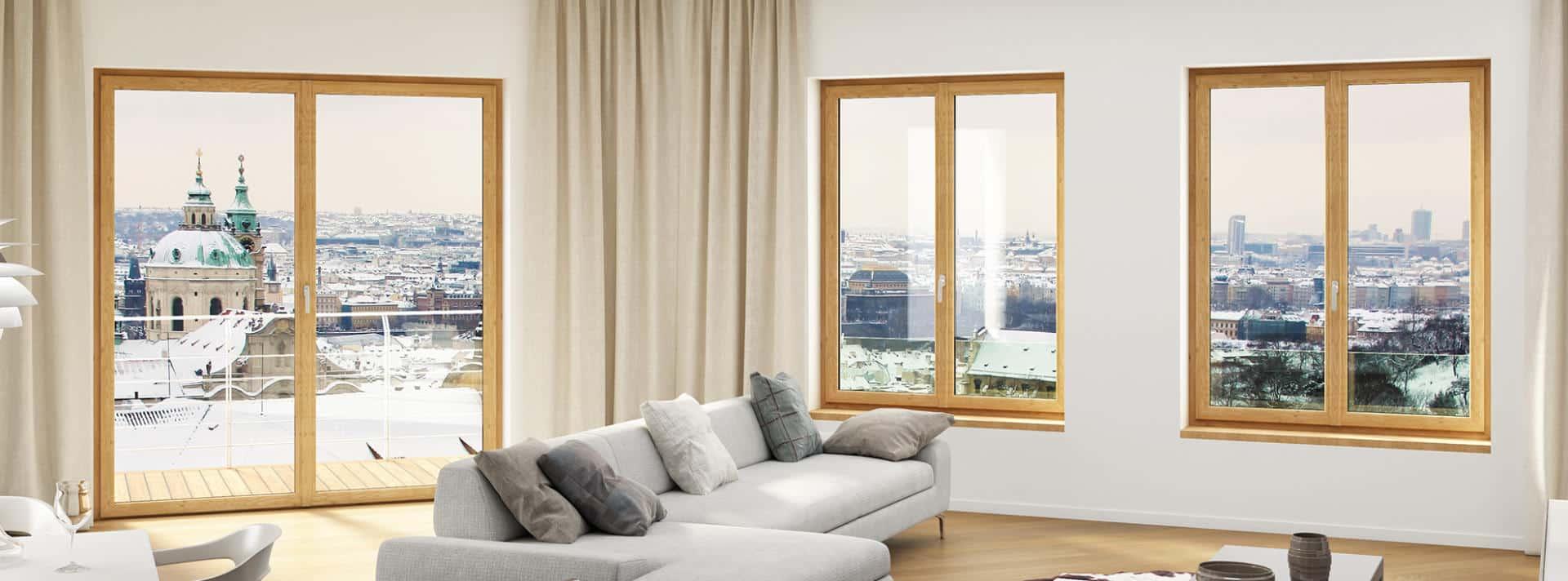 Quel type de fenêtre choisir ? Bois, Alu, PVC ?