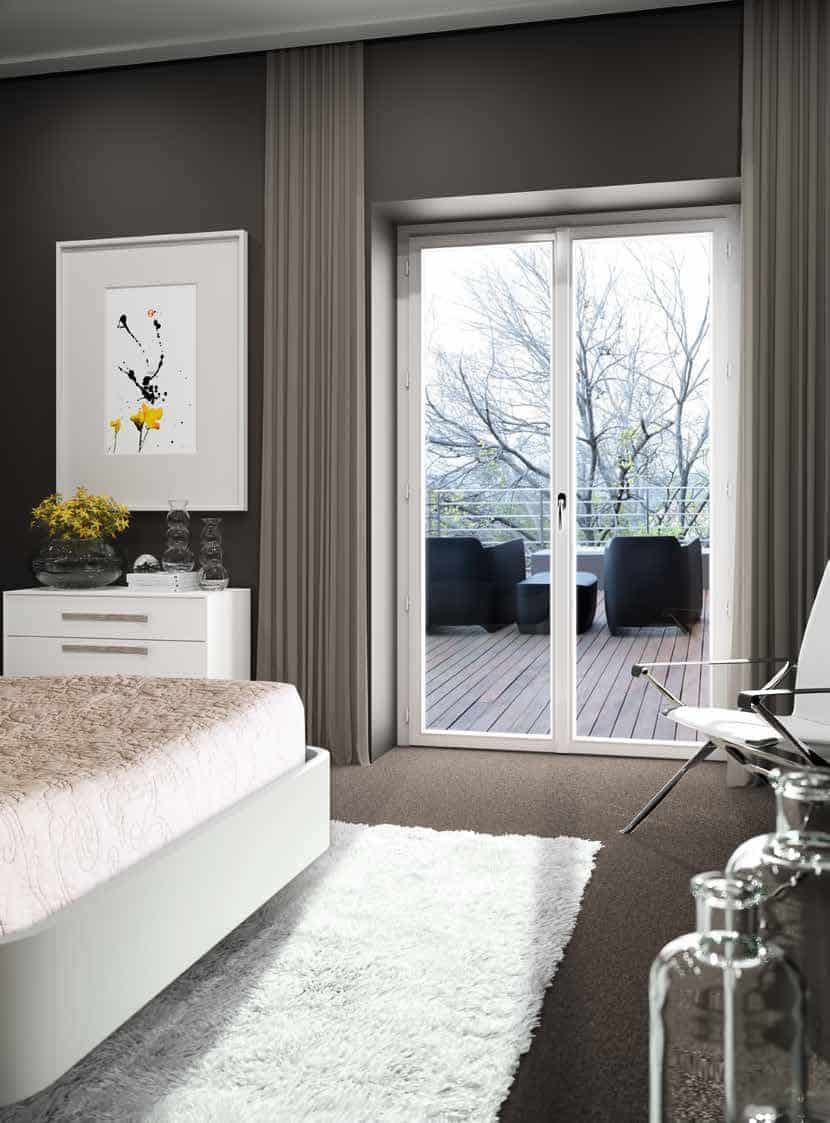 Fenêtre PVC: confort et prix avantageux, les forces de la fenêtre PVC